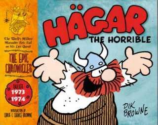 Hagar the Horrible Dailies
