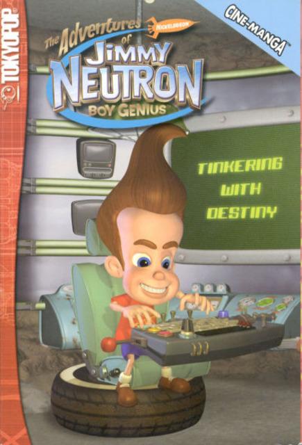 Adventures of Jimmy Neutron: Boy Genius