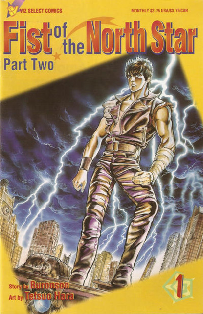 Fist of the North Star Part Two