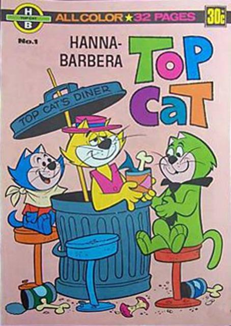 Hanna-Barbera Top Cat