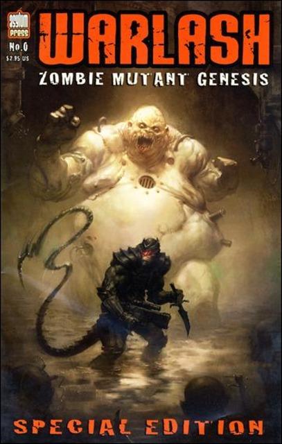 Warlash: Zombie Mutant Genesis