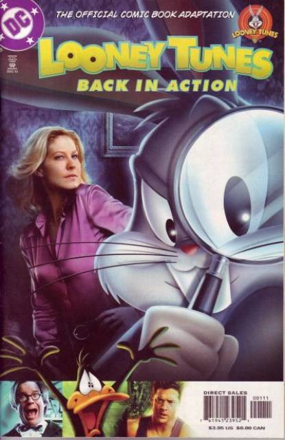 Looney Tunes : Back in Action : Movie Adaptation