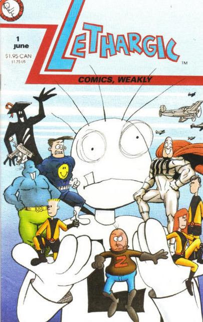 Lethargic Comics Weakly
