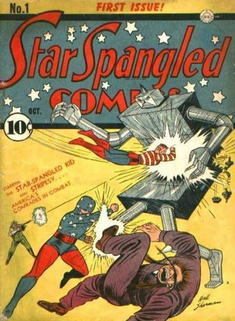 Star Spangled Comics