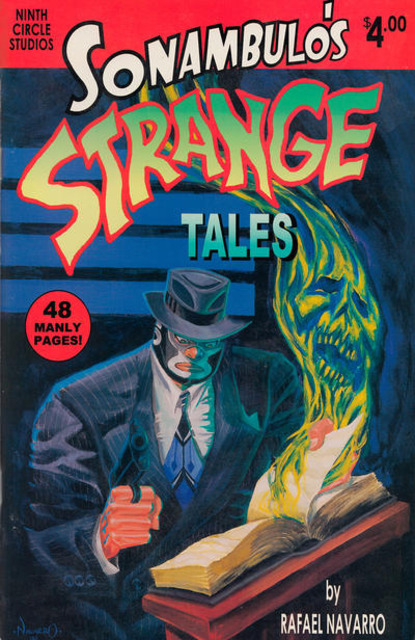Sonambulo's Strange Tales
