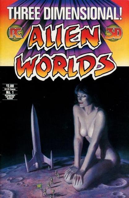 Three Dimensional Alien Worlds