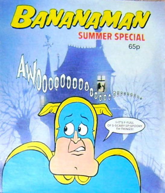 Bananaman Summer Special