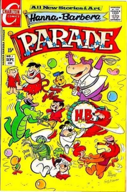 Hanna-Barbera Parade
