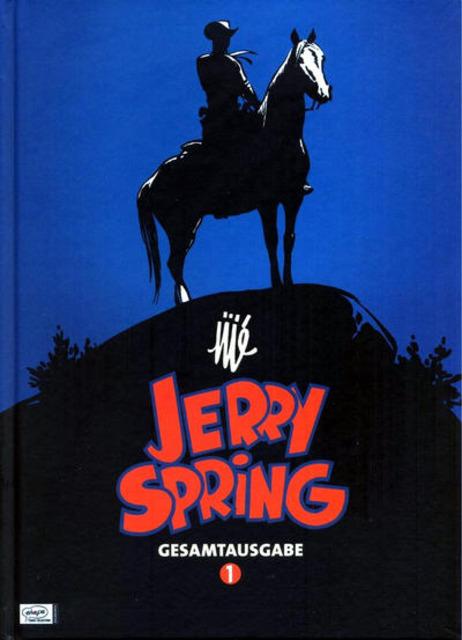 Jerry Spring Gesamtausgabe