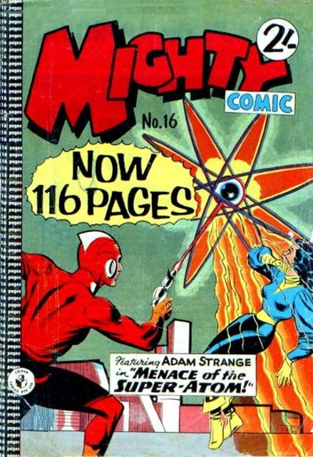 Mighty Comic