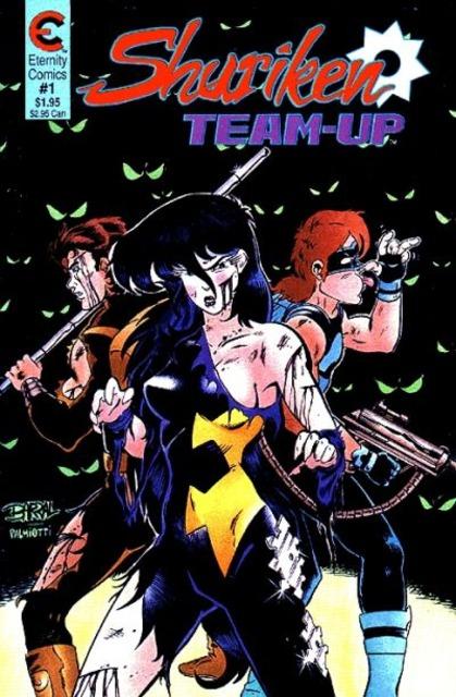 Shuriken Team-Up