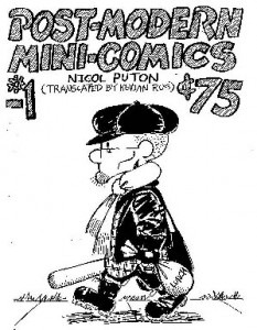 Post-Modern Mini-Comics