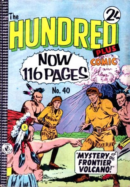 Hundred Plus Comic