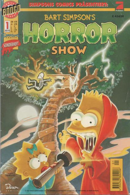 Simpsons Comics Sonderheft
