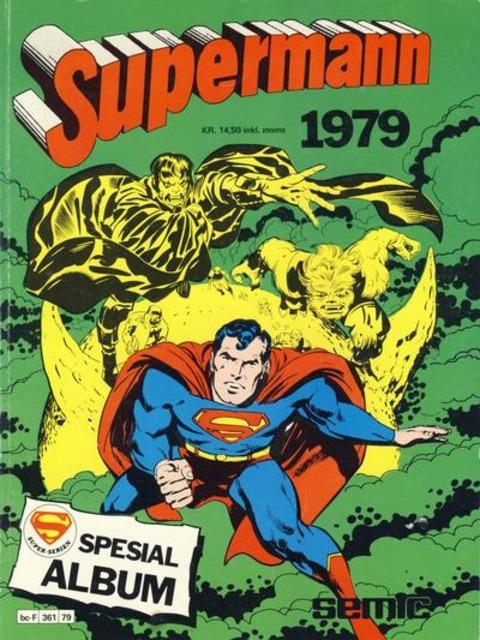 Supermann årsalbum