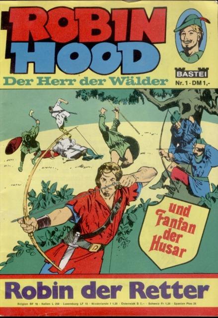 Robin Hood Sammelband
