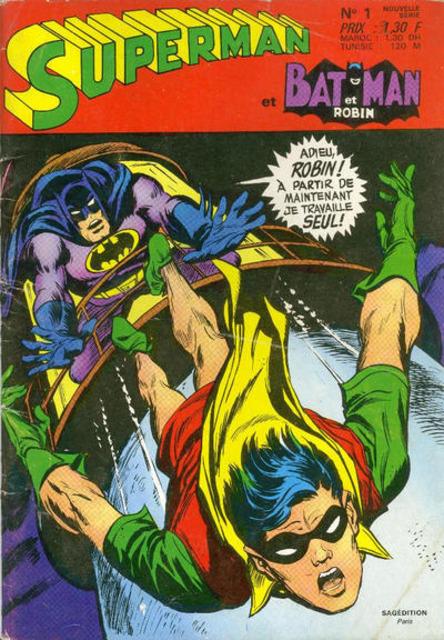 Superman et Batman et Robin