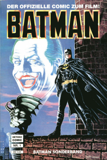 Batman Sonderband