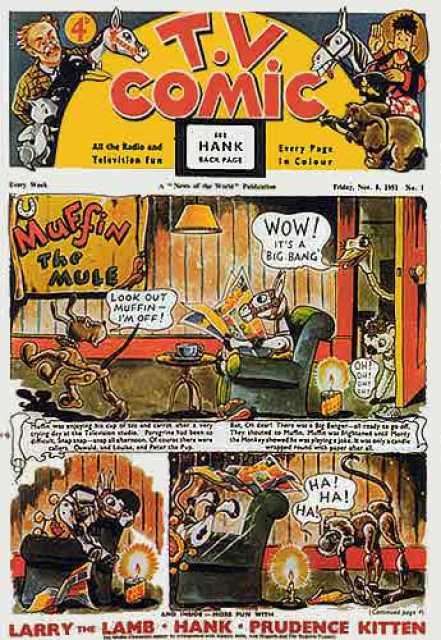 TV Comic