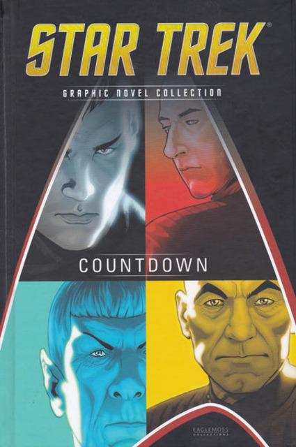 Star Trek Graphic Novel Collection