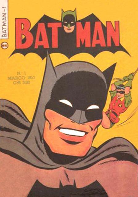 Batman (1ª Série)