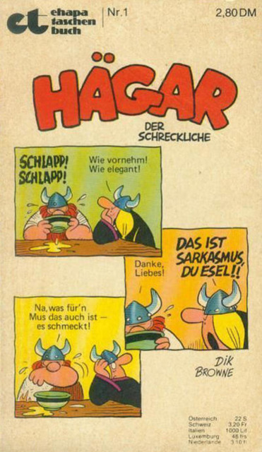 Ehapa Taschenbuch