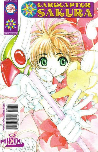 Cardcaptor Sakura Comics