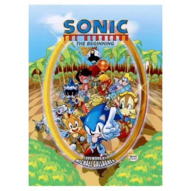 Sonic the Hedgehog: The Beginning