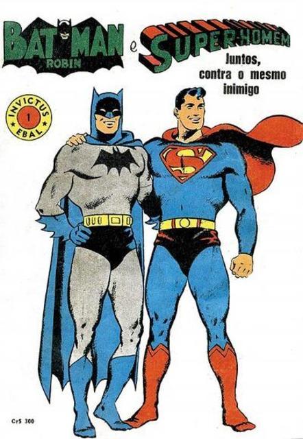 Invictus (3ª Série): Batman e Super-Homem
