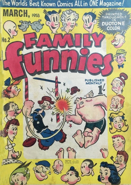 Family Funnies