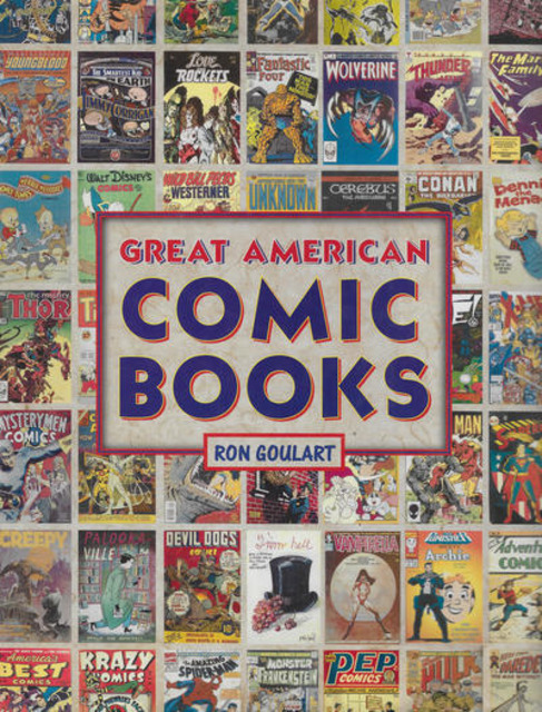 Great American Comic Books