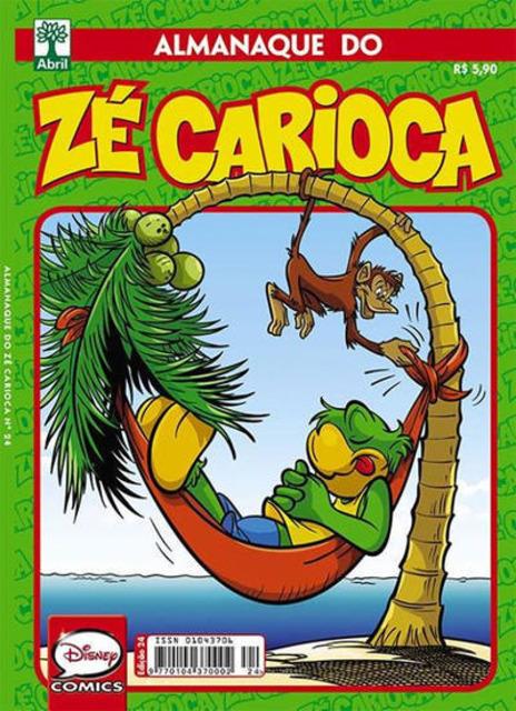 Almanaque do Zé Carioca