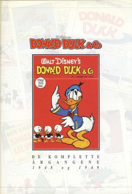 Donald Duck & Co De komplette årgangene