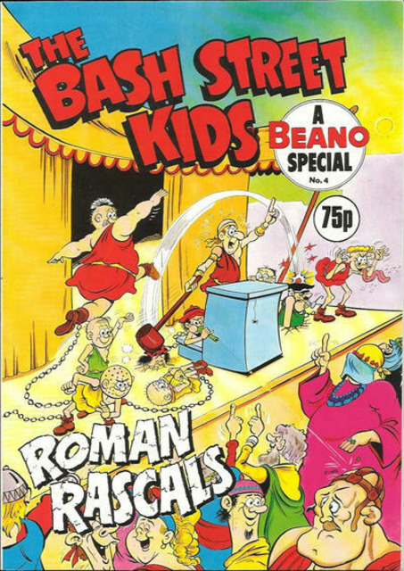 The Bash Street Kids A Beano Special