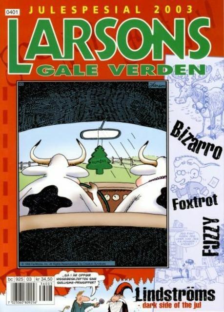 Larsons Gale Verden julespesial