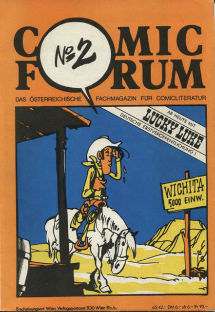 Comic Forum