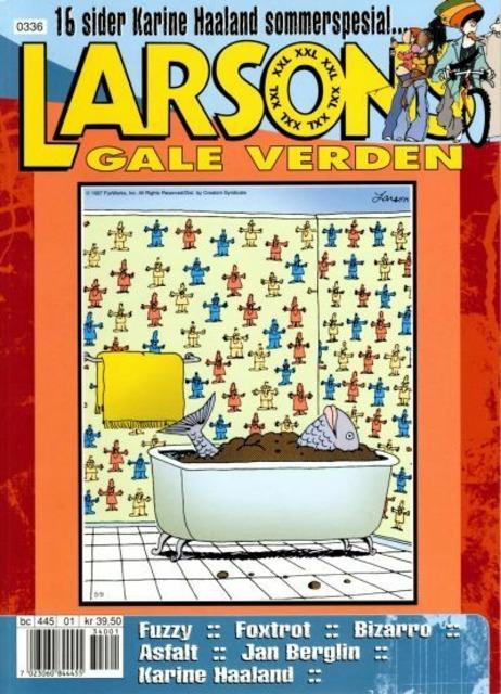 Larsons Gale Verden sommerspesial