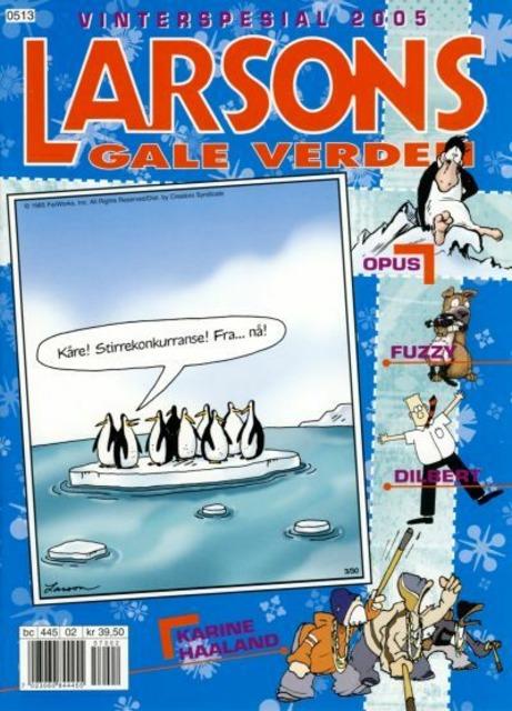 Larsons Gale Verden vinterspesial