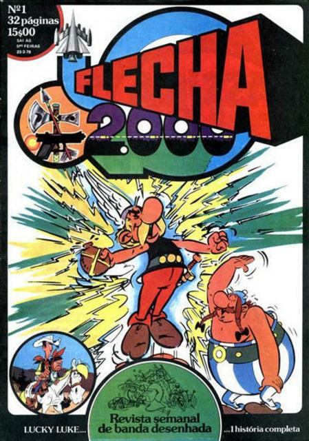 Flecha 2000