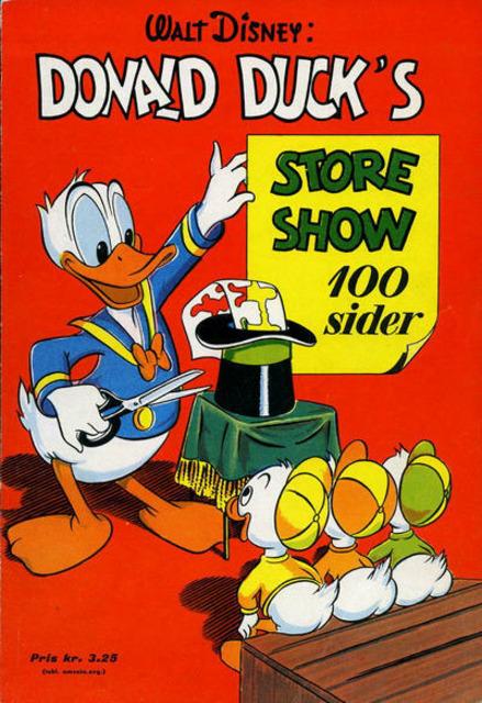 Donald Ducks Show