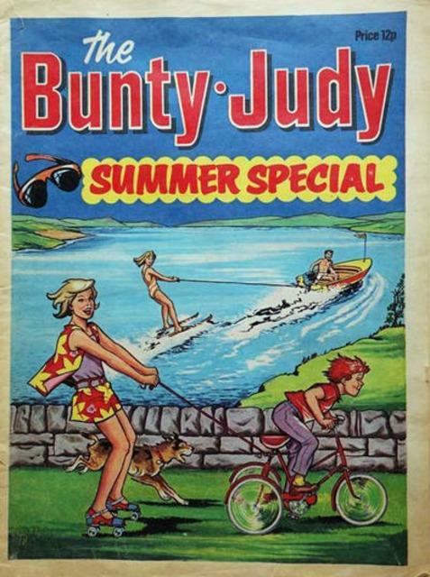 Bunty Judy Summer Special