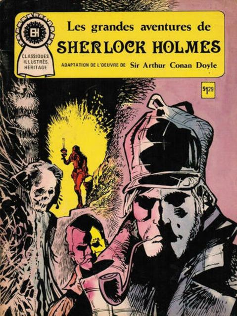 Les grandes aventures de Sherlock Holmes