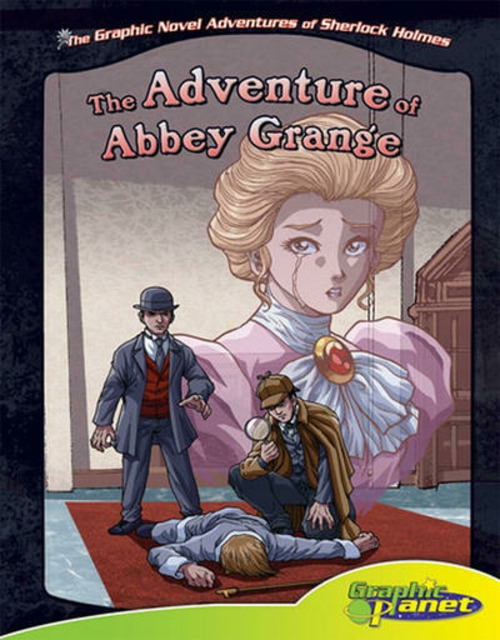 The Graphic Novel Adventures of Sherlock Holmes