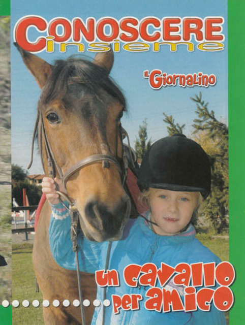 Conoscere Insieme - Un cavallo per amico
