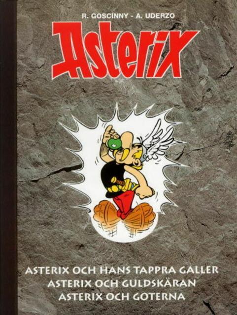 Asterix - den kompletta samlingen