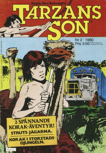 Tarzans son