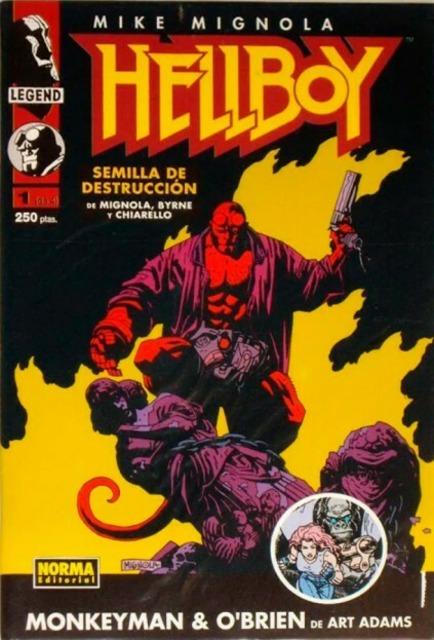 Hellboy: Semilla de Destrucción