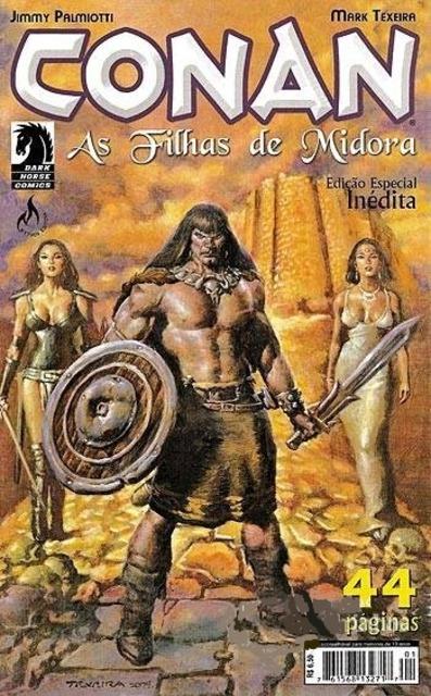 Conan - As Filhas de Midora
