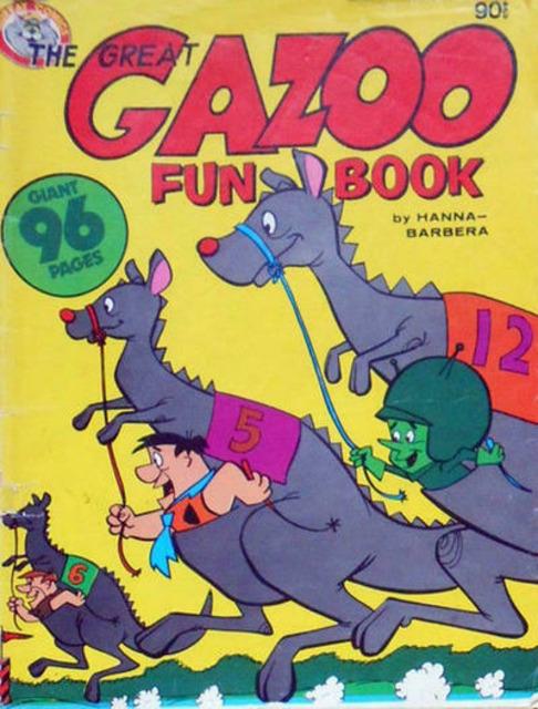 The Great Gazoo Fun Book