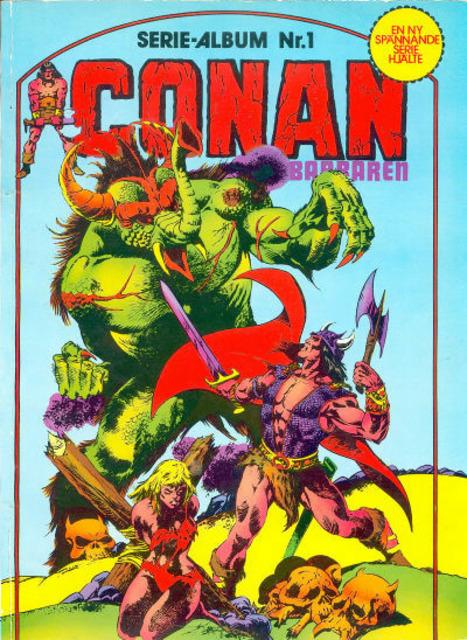 Conan - Barbaren
